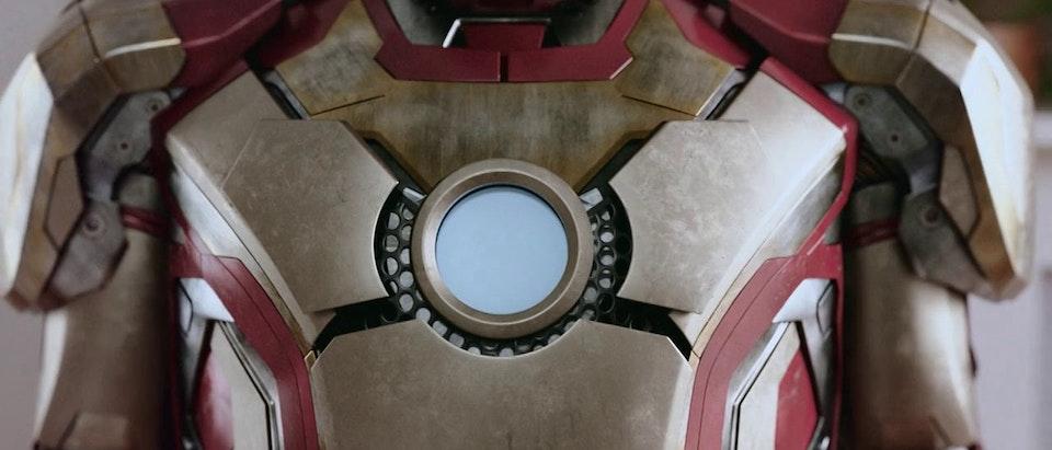Verizon » Science Project - Verizon - Science Project (Iron Man)