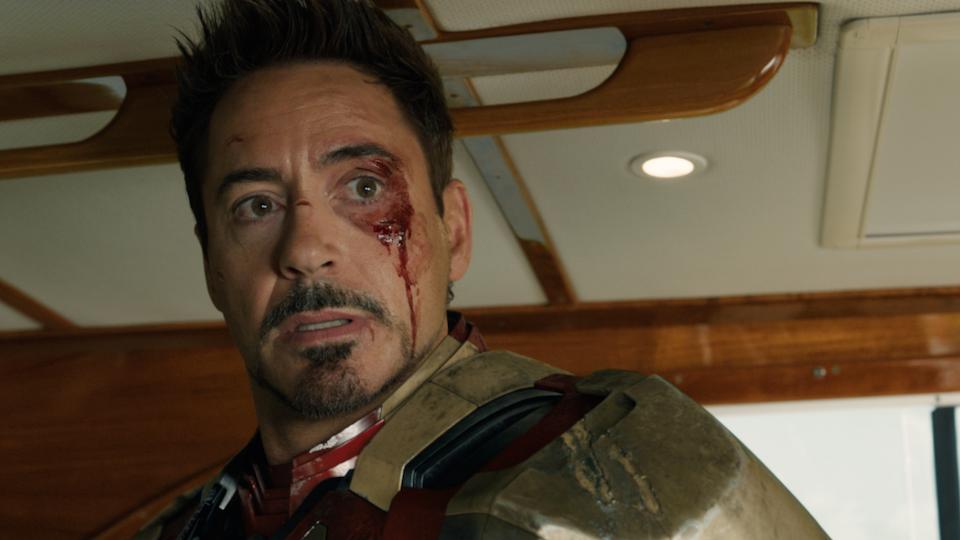 Iron Man 3 Iron Man 3