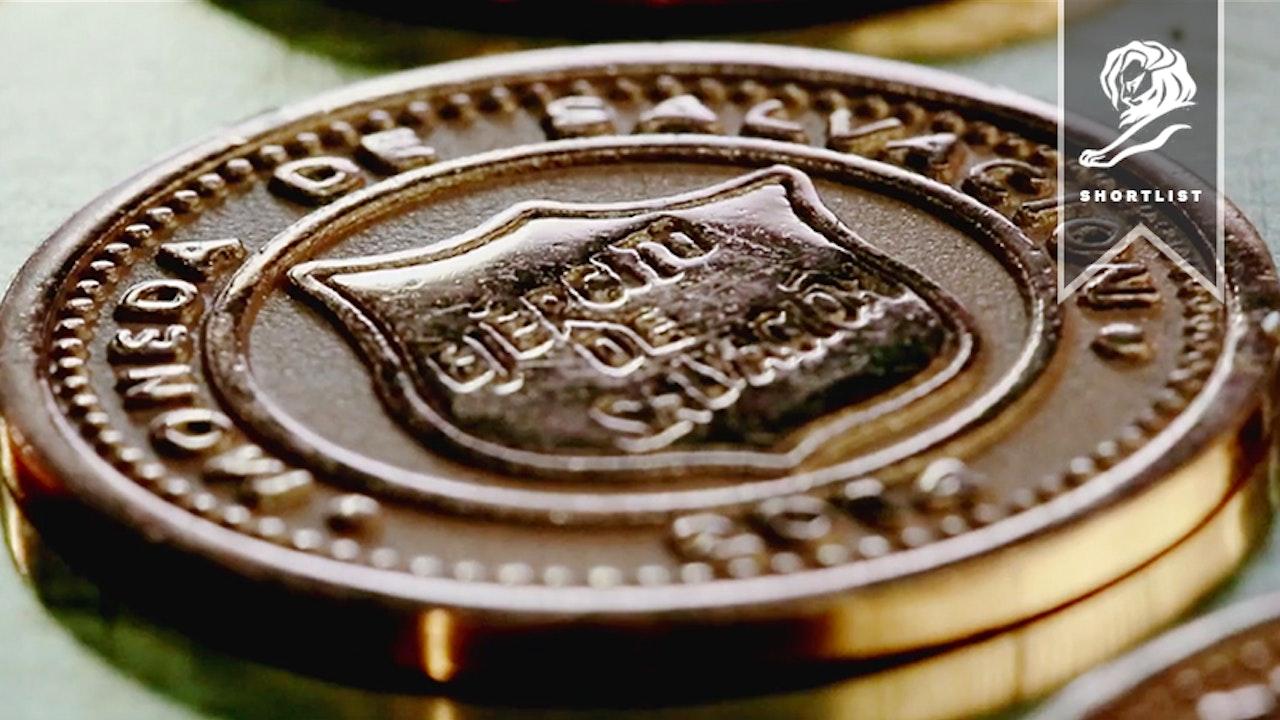 Salvation Army - Salvation Coins