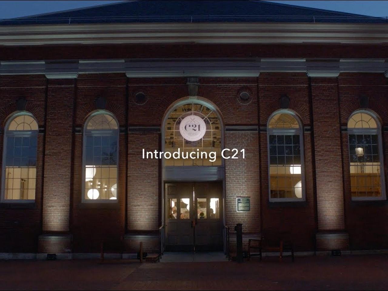 NDSS – C21 Restaurant – End #LawSyndrome