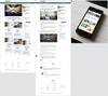 Разное - Rabota.ua: редизайн блога, внутренняя страница блога и превью почтовой рассылки.