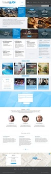 Разное - TravelGuide — портал для путешетсвенников. К сожалению сайт до сих пор не был запущен. Создатель много лет как обещает перезапуск.