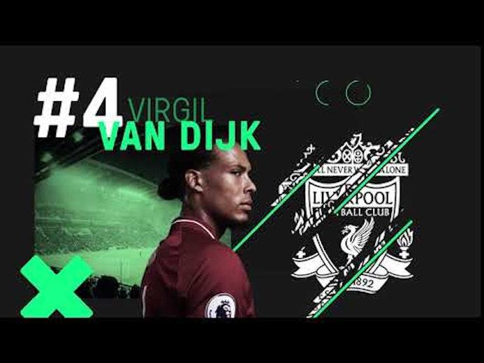 Player Front End - Van Dijk