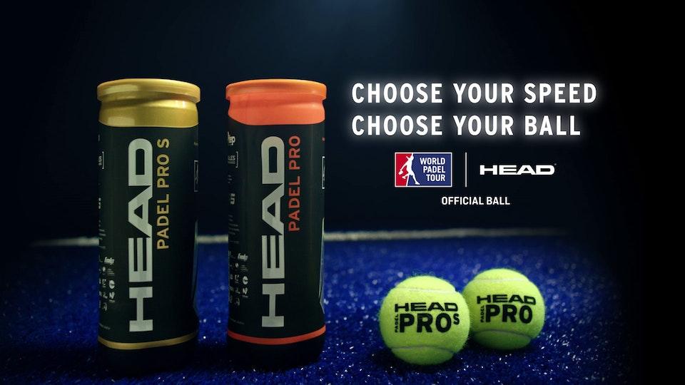 HEAD PADEL PRO | CHOOSE YOUR BALL PADEL PRO (5)