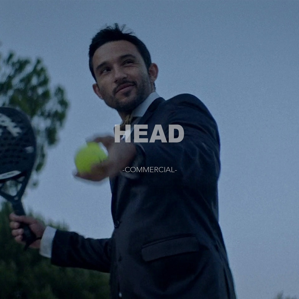 ALBERT GRABULEDA | FILMMAKER - HEAD ALPHA PRO | THE PARTY