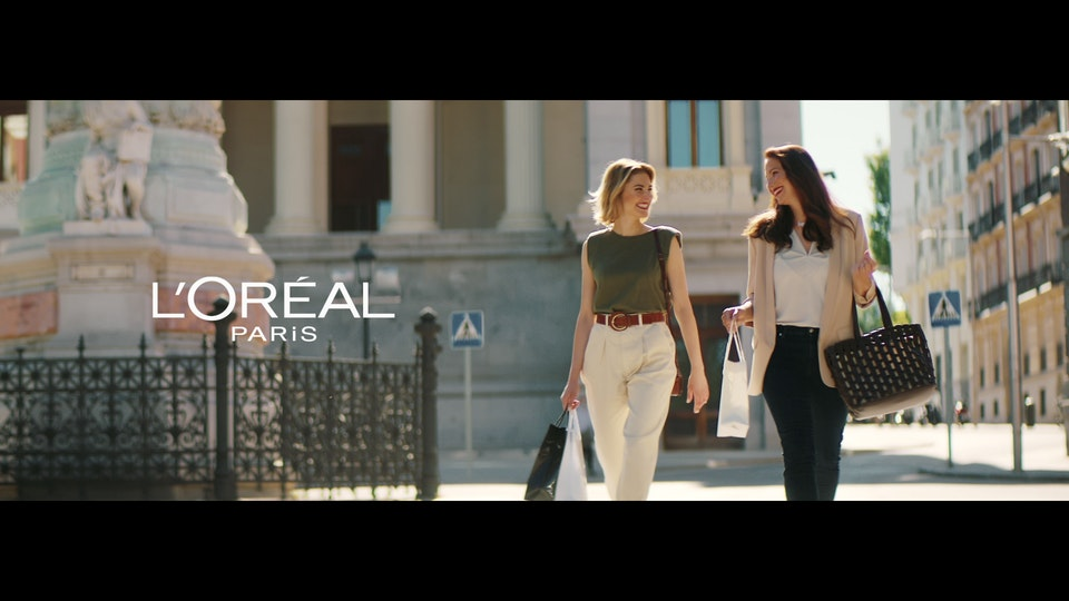 L'ORÉAL | THE BEAUTY OF COMING BACK vlcsnap-2020-07-12-18h46m01s494
