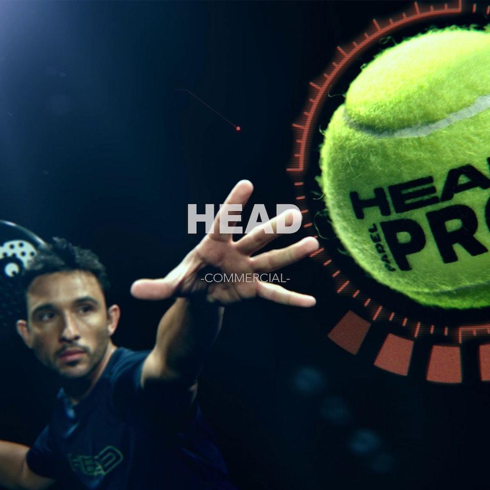 ALBERT GRABULEDA | FILMMAKER - HEAD PADEL PRO | CHOOSE YOUR BALL