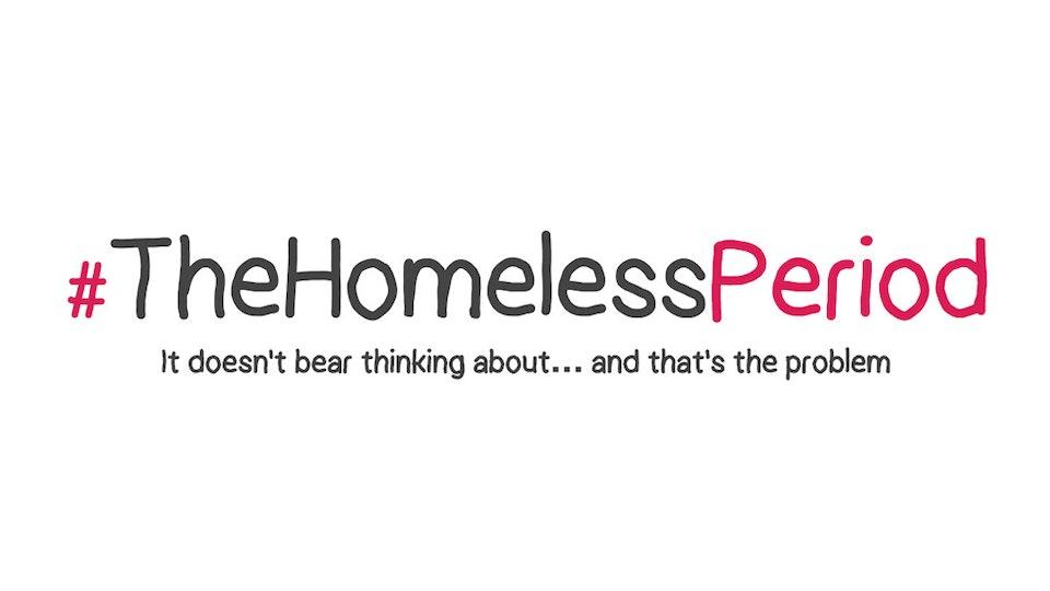 #TheHomelessPeriod
