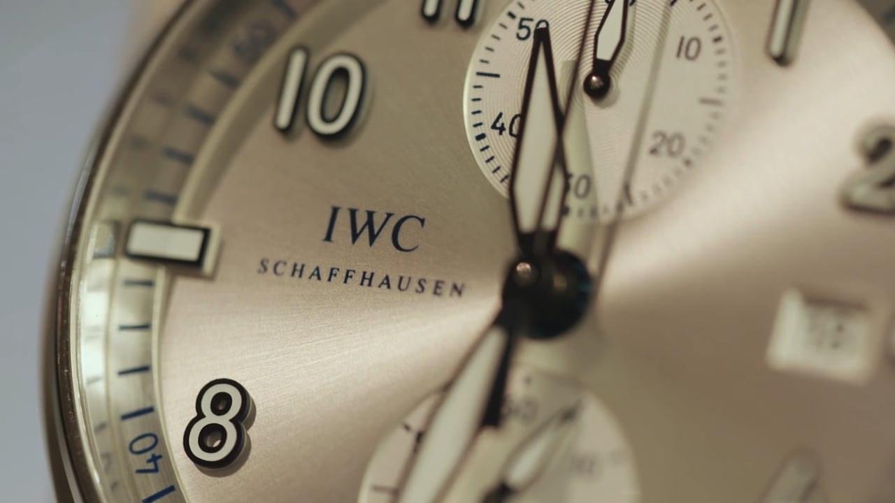 IWC Schaffhausen - BFI Filmmaker Bursary Awards