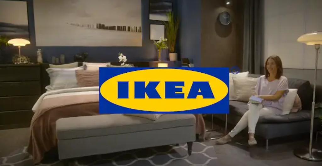 IKEA - Oda sana karşı boş değil
