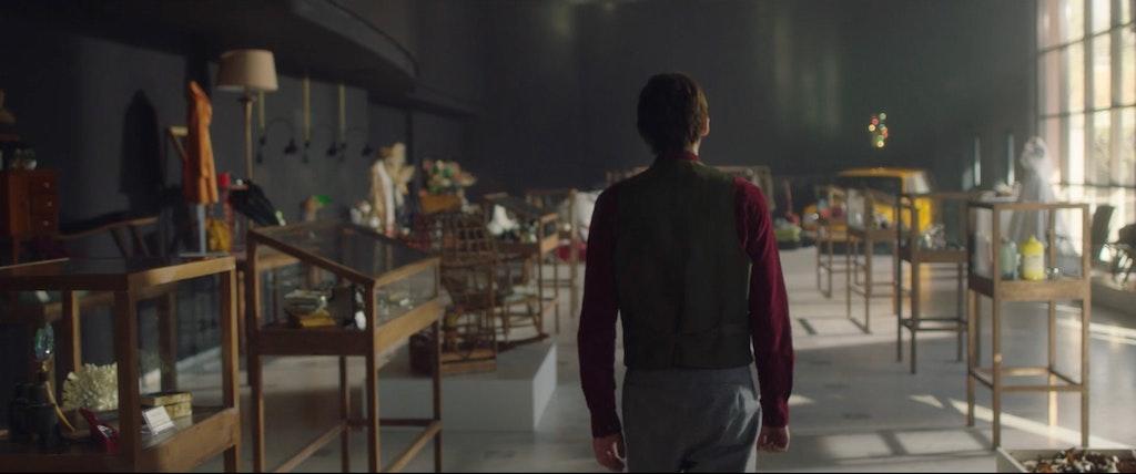 Bitmiş Aşklar Müzesi (Museum of Broken Love) / Trailer