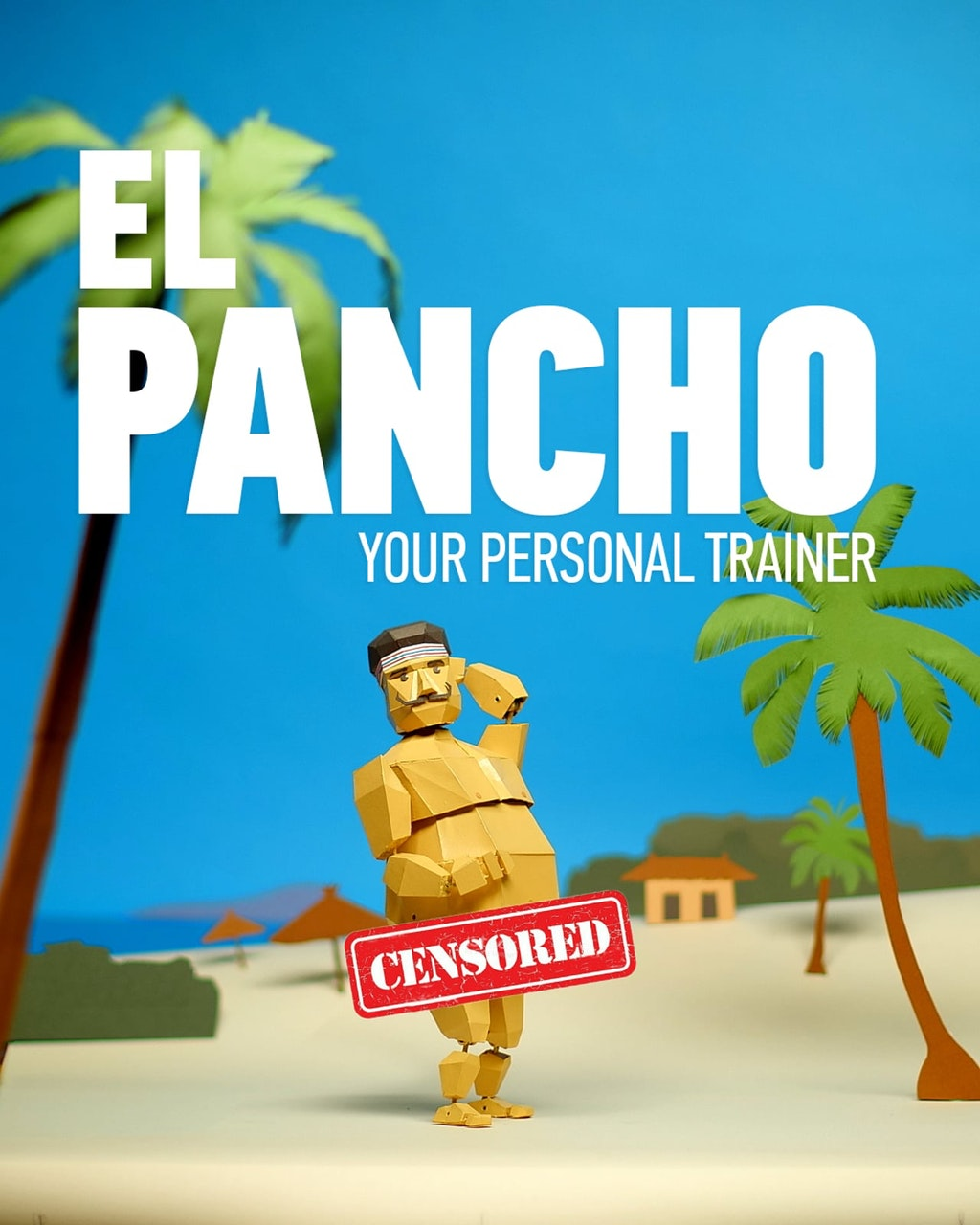 """""""El Pancho"""" - Your Personal Trainer"""