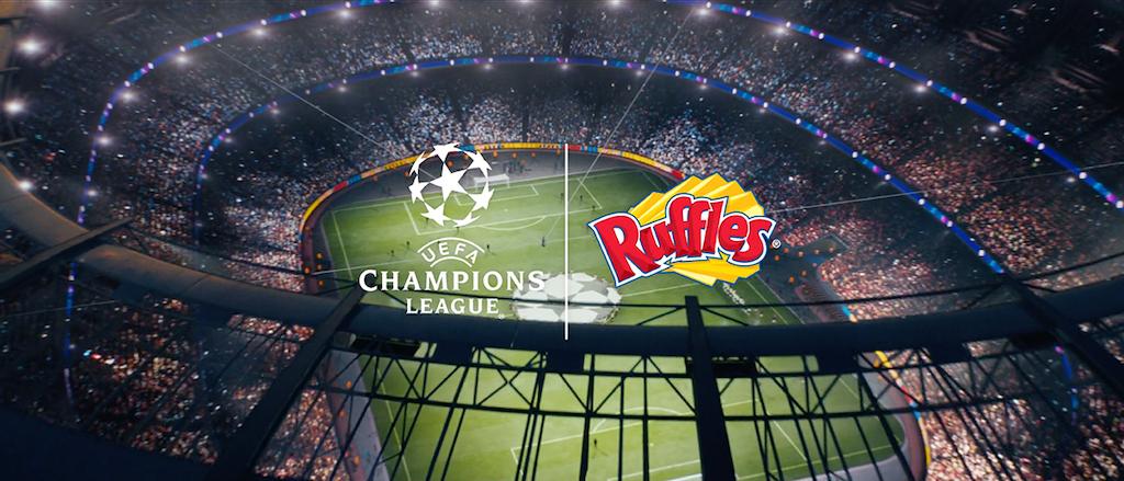 Ruffles - Ucl 2020