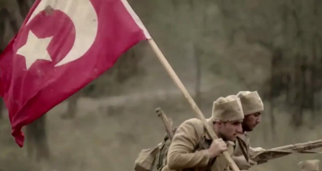 Çanakkale 1915 / Dr. Mehmet Trailer