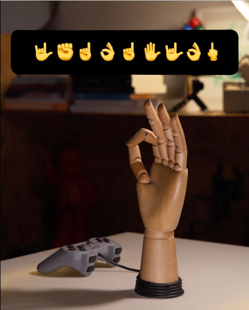Gesture Challenge