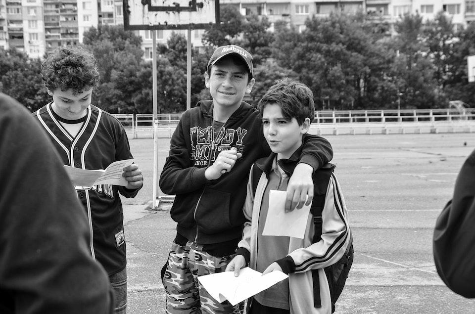 the_pig_99 - Andrey Nikolov,  Atanas Stoyanov, Matew Goranov - actors