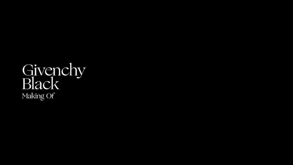 Givenchy Noir