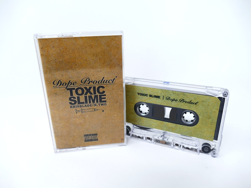 Toxic Slime - Dope Product LP