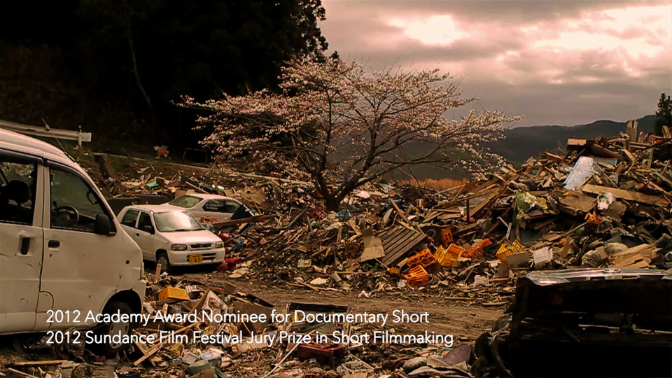 """The Tsunami and the Cherry Blossom"" Trailer"