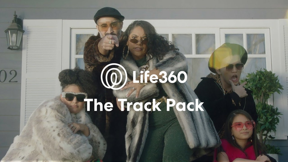 Life360 - Track Pack