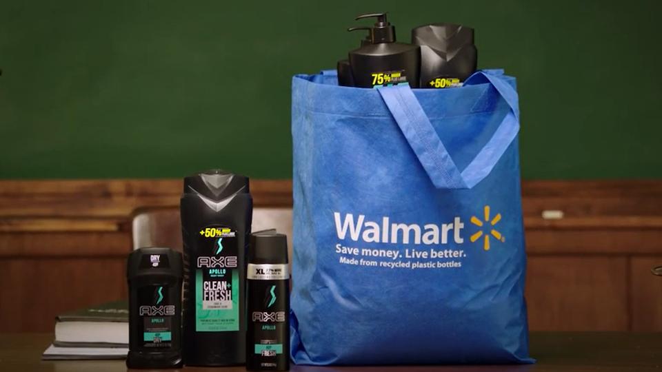Walmart - Axe Teenology