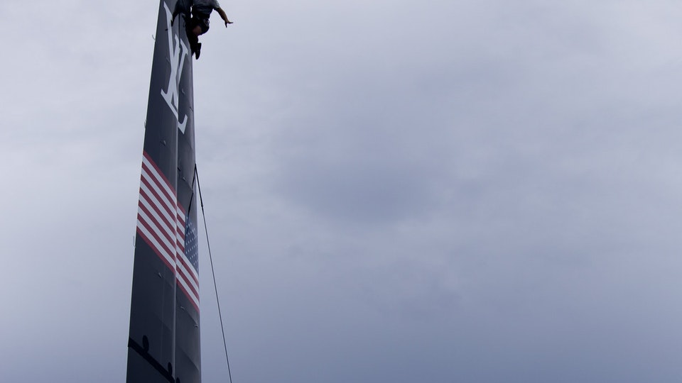 Oracle Team USA - Video, Photography