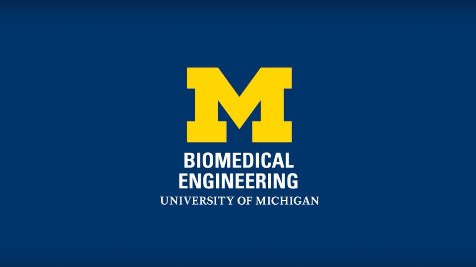50 Years of Biomedical Engineering at Michigan - Video