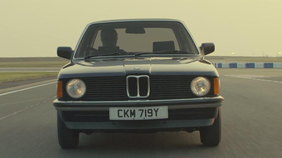 BMW - Overtaking