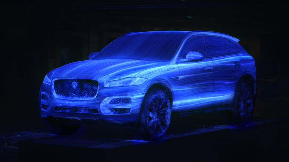 Jaguar - Blacklight