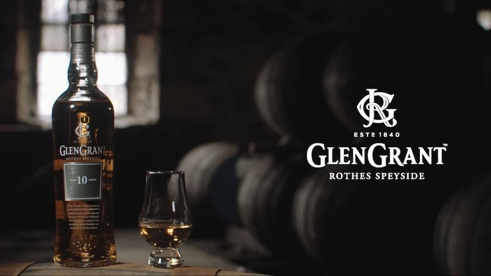 glen grant | the timeless cut
