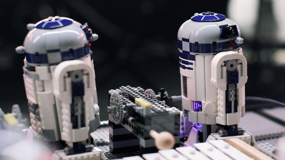 lego | lego star wars orchestra