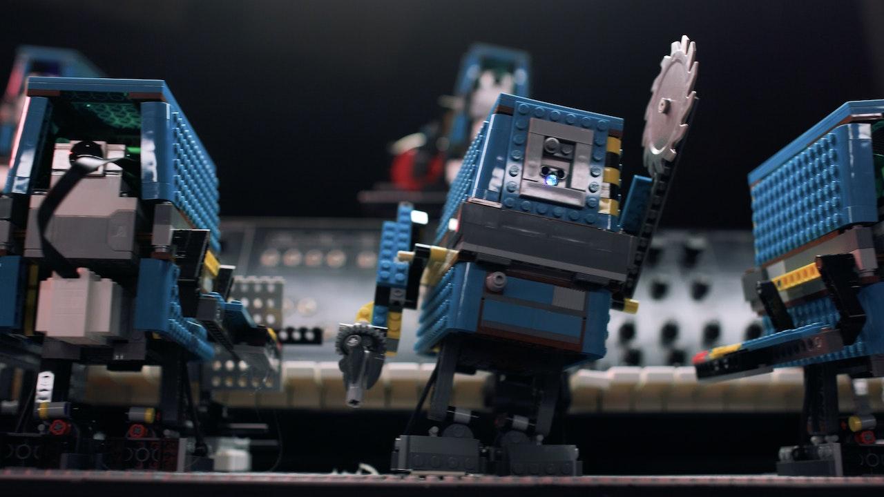 lego   lego star wars orchestra -