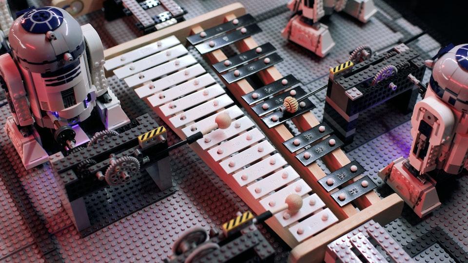 lego   lego star wars orchestra