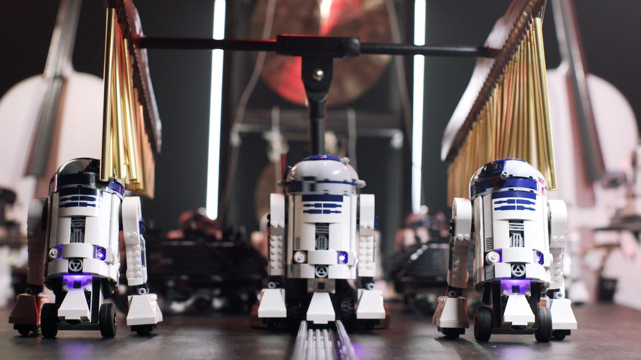 lego | lego star wars orchestra -