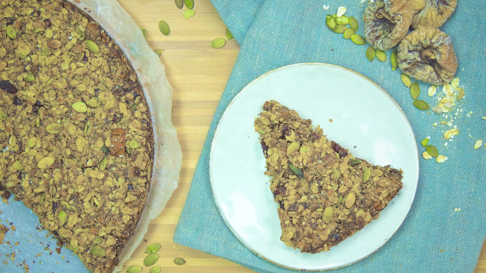 JZ PRODUCTIONS - Pie Recipe with cricket flour, for Oh My Bug
