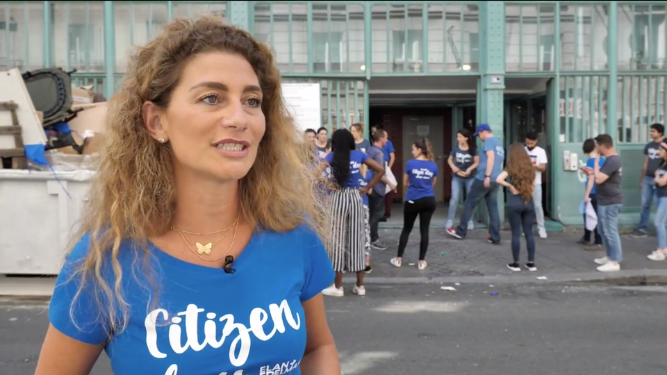 JZ PRODUCTIONS - Elan Edelman : Citizen Day 2018