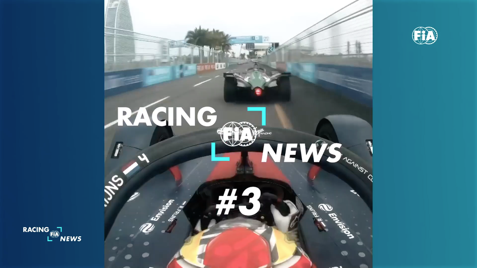 JZ PRODUCTIONS - FIA Racing News #3
