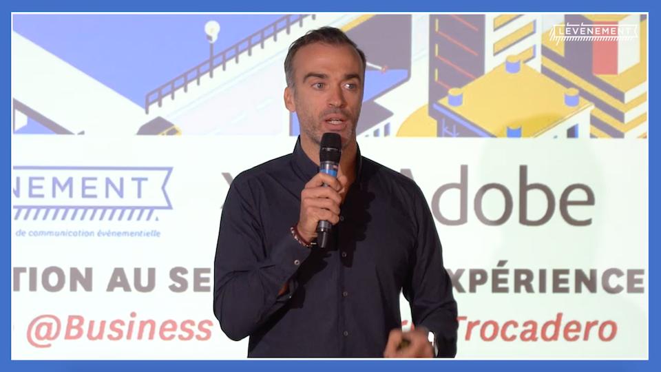 JZ PRODUCTIONS - Interview de Frédéric Rolland, pour l'Evénement