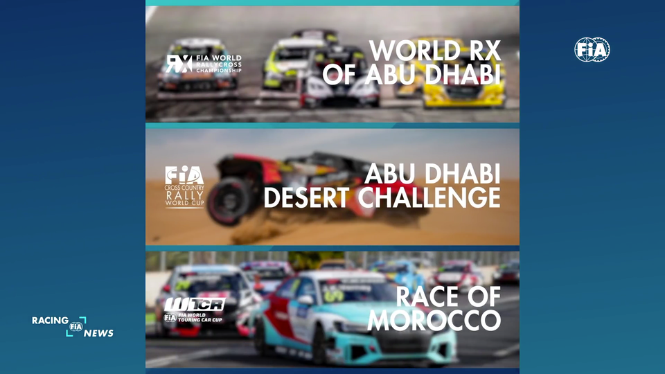 JZ PRODUCTIONS - FIA Racing News #4