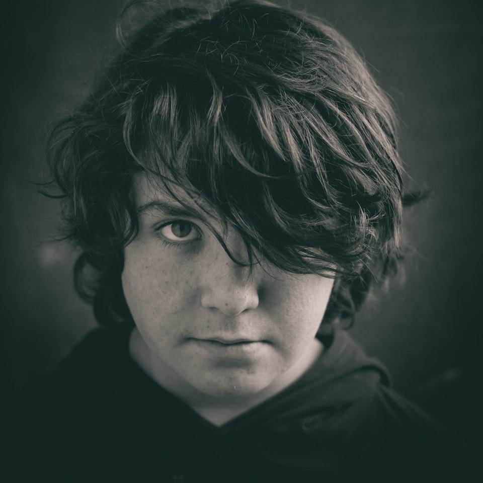 Joe Hogan Fotografia - Boys don't cry