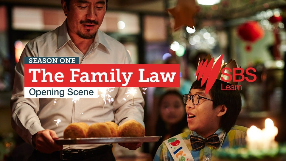 The Family Law - Matchbox Pictures