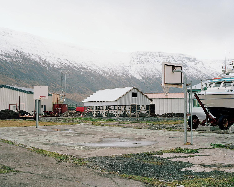 12Fish Drying - Suðureyri