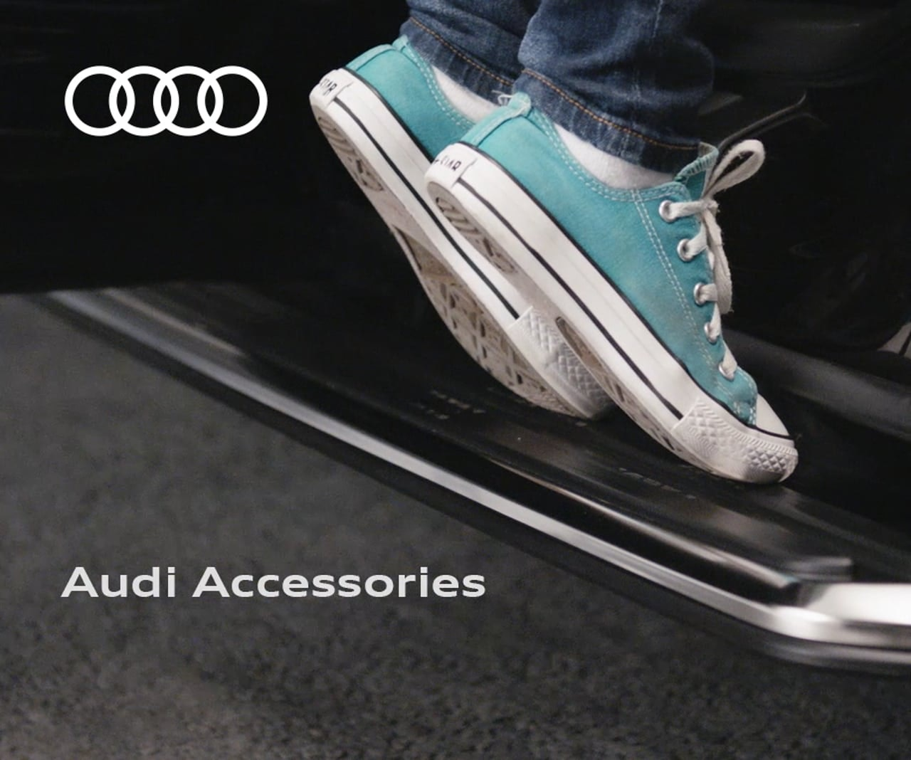 Audi Accessories- Running Boards