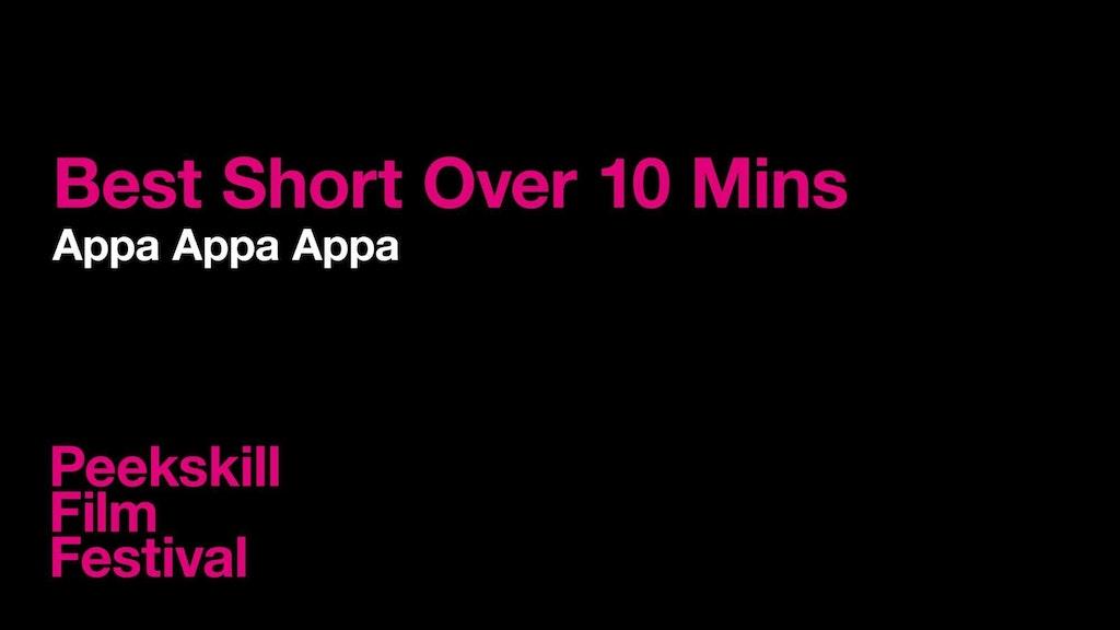 Best Short Over 10 Mins - Peekskill Film Festival