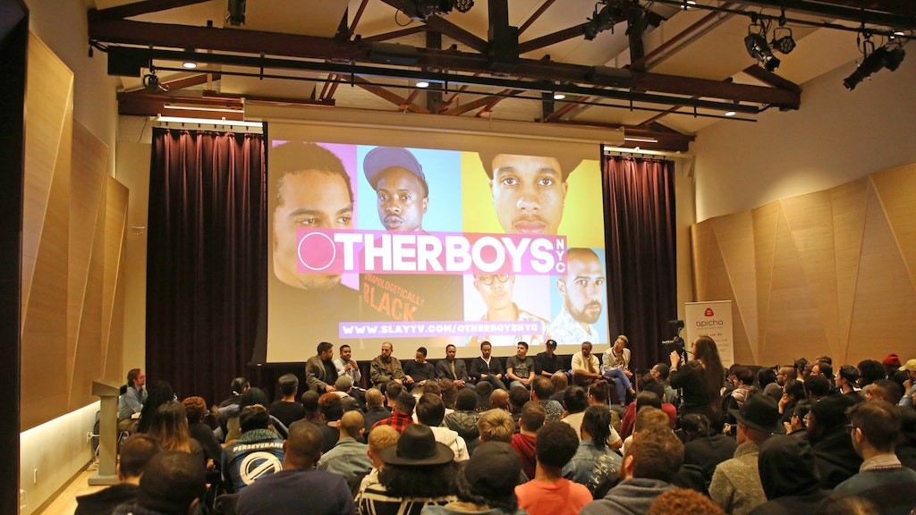 Other Boys NYC - Premiere  at The Lesbian, Gay, Bisexual & Transgender Community Center in NYC