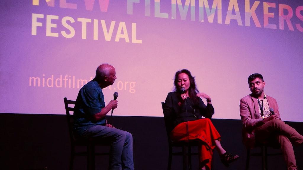 The Cho Stories - Winner - VTeddy Audience Award - Best Short - Middlebury New Filmmakers Festival 2021