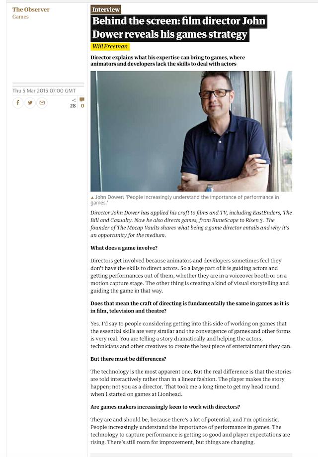 GUARDIAN ARTICLE 2015