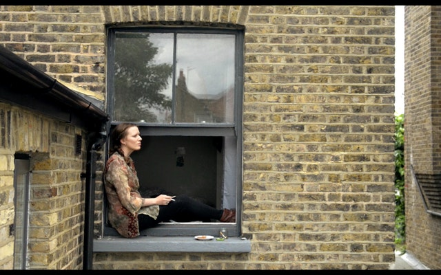 """Kayla"" Still 1 - on window cill"