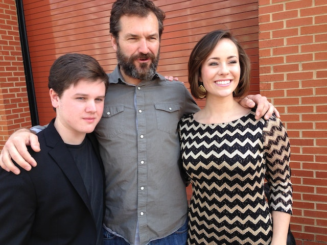 Cast at Chattanooga Festival premiere
