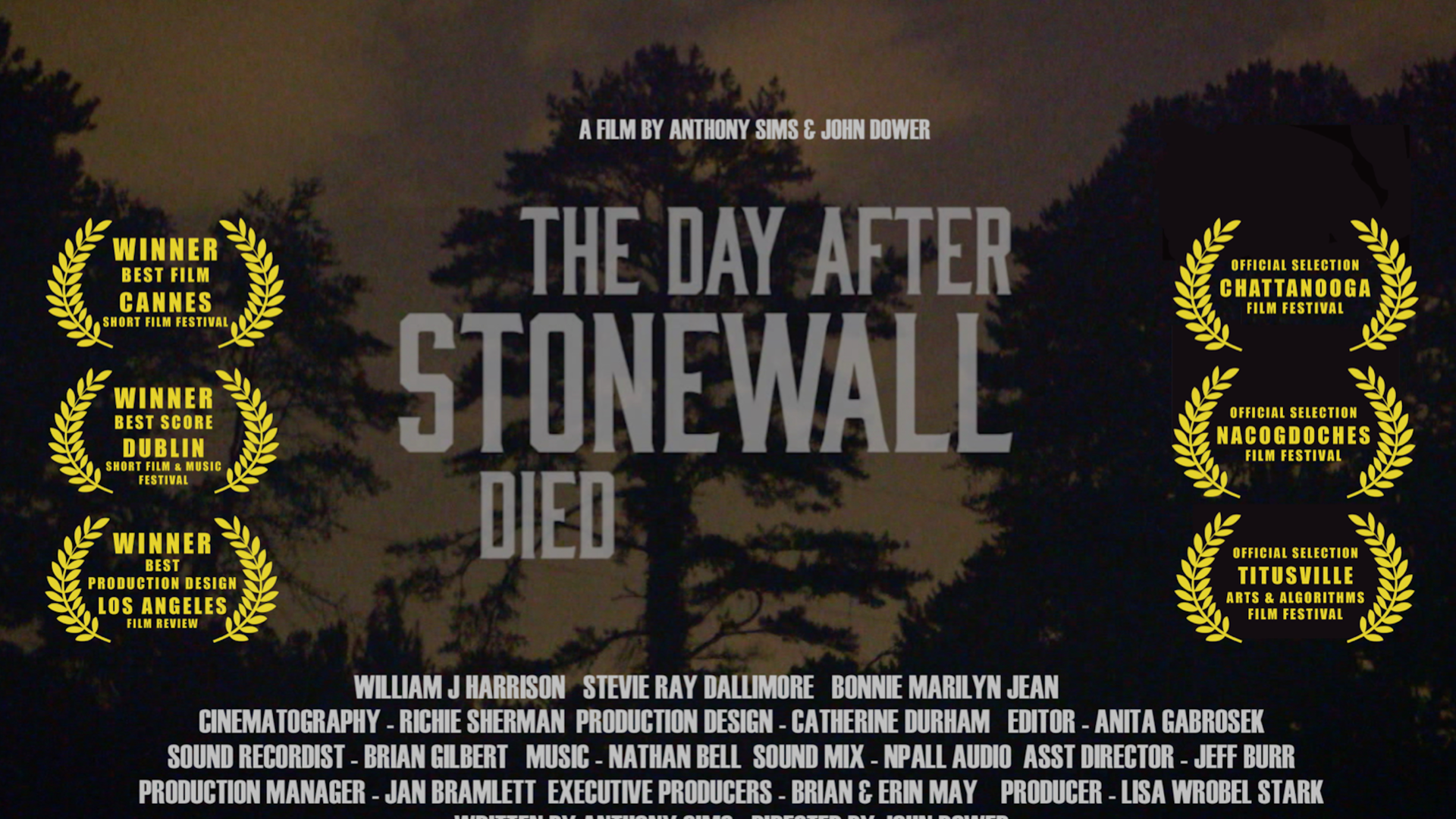 The Day After Stonewall Died